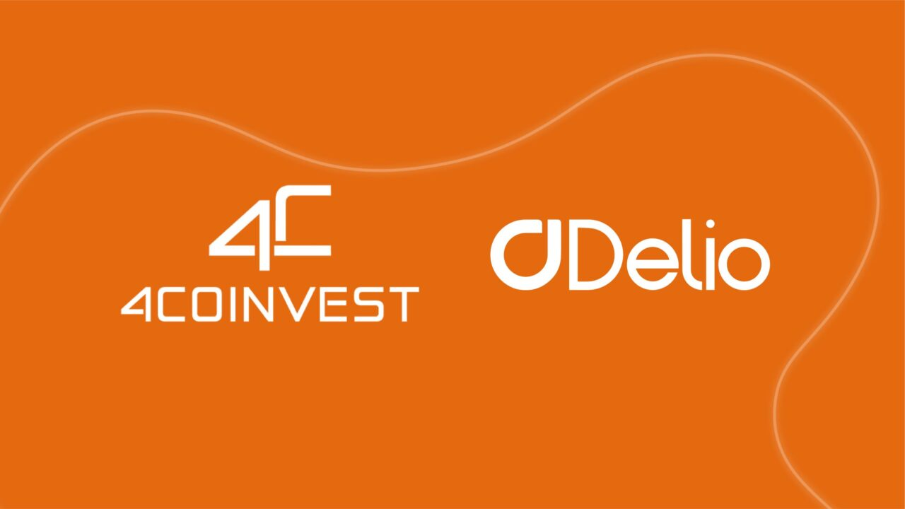 4CoInvest will be using Delio's technology for its investment platform