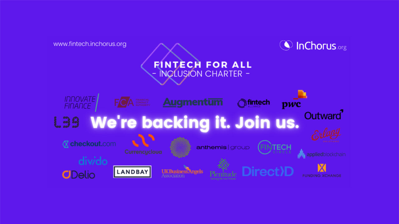 Delio backs inclusion charter launched by the Fintech sector
