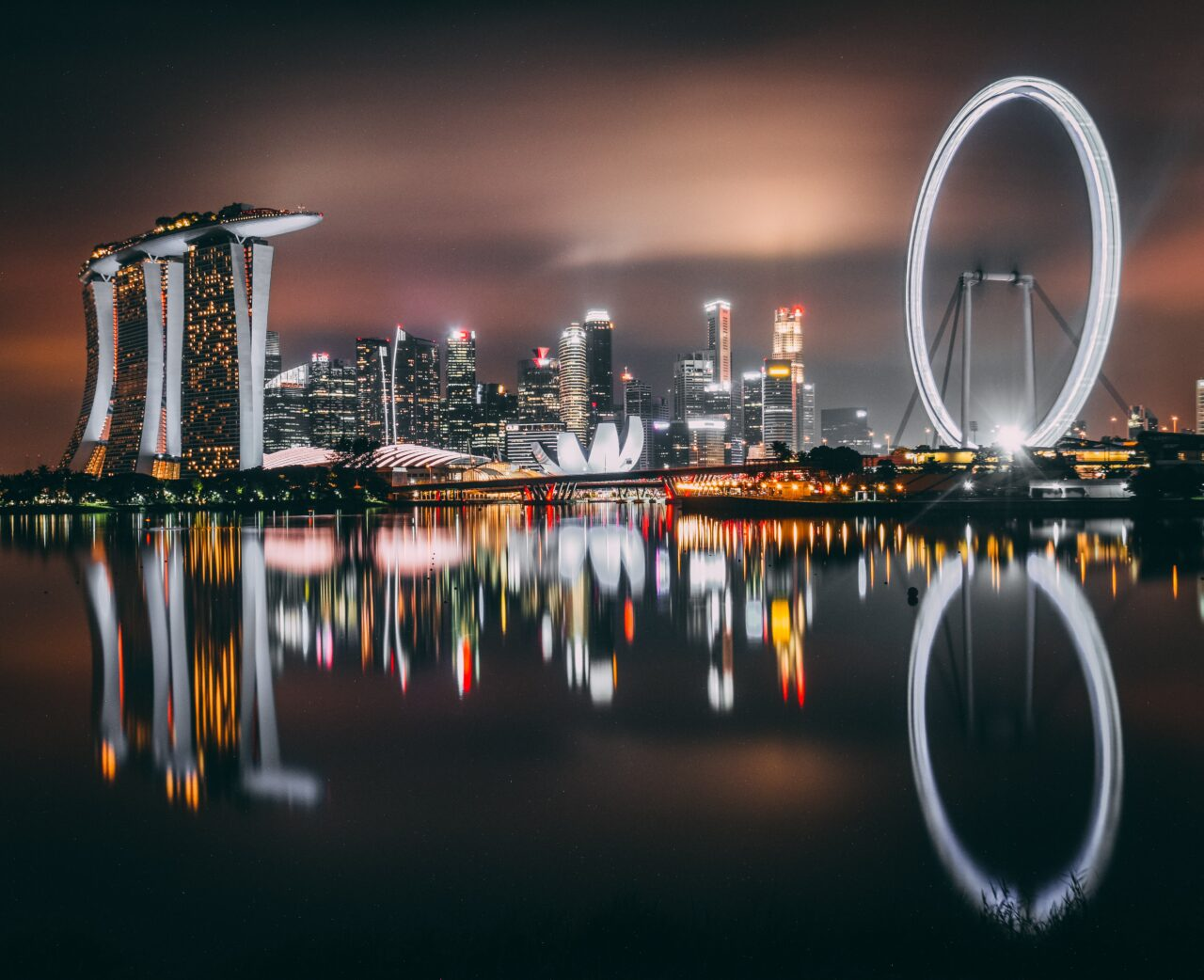 Singapore Flyer, Asia. Singapore has seen a particular rise in private markets