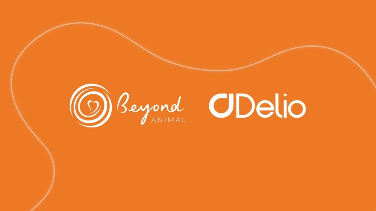 Beyond Animal logo and Delio logo