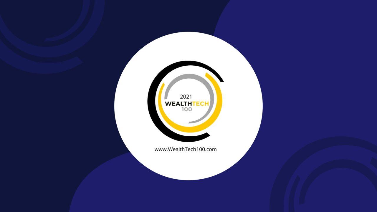 WealthTech 100 logo